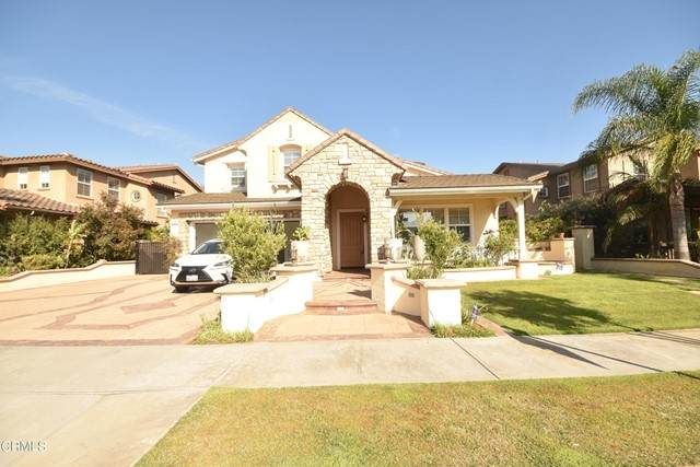 236 Bellafonte Court, Camarillo, CA 93012 (#V1-7039) :: Montemayor & Associates