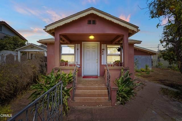 234 N Glenn Drive, Camarillo, CA 93010 (#V1-7063) :: TruLine Realty