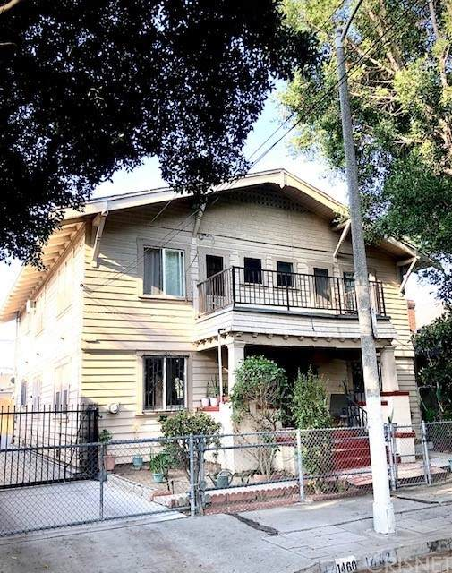1460 W 22nd Street, Los Angeles, CA 90007 (#SR21152429) :: TruLine Realty