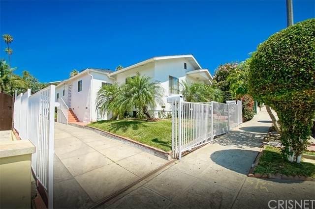 2501 West Boulevard, Los Angeles, CA 90016 (#SR21152872) :: TruLine Realty