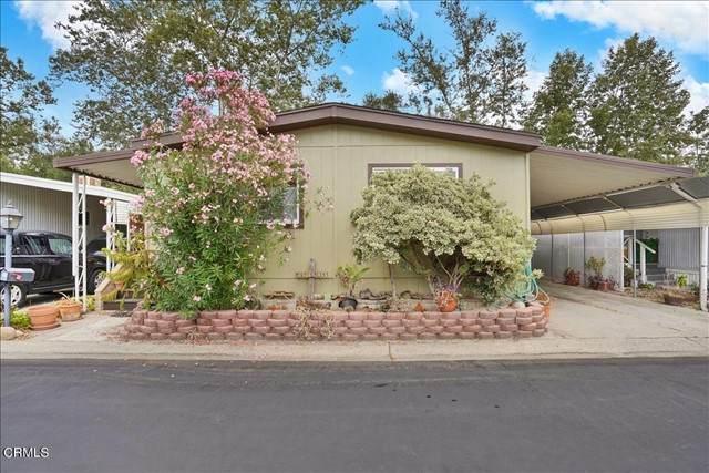950 Woodland Avenue #81, Ojai, CA 93023 (#V1-7097) :: Lydia Gable Realty Group