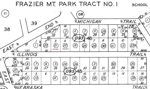 3517 Illinois Trail, Frazier Park, CA 93225 (#SR21153954) :: Montemayor & Associates