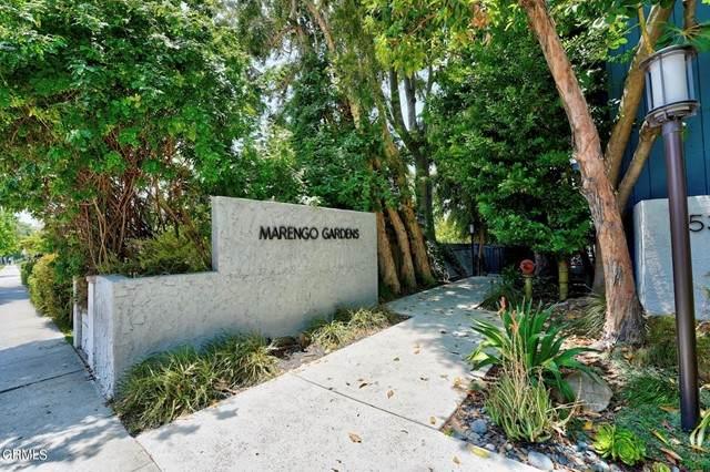 355 S Marengo Avenue #107, Pasadena, CA 91101 (#P1-5718) :: The Parsons Team