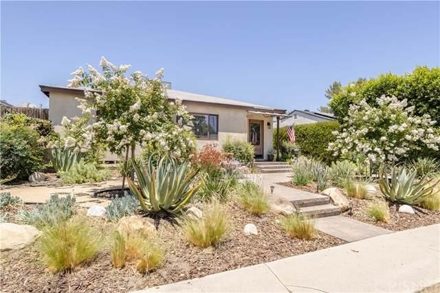 14655 Cohasset Street, Van Nuys, CA 91405 (#SR21154119) :: Berkshire Hathaway HomeServices California Properties