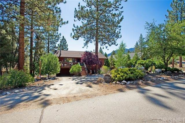 2524 Cedarwood Drive, Pine Mountain Club, CA 93222 (#SR21154129) :: Lydia Gable Realty Group