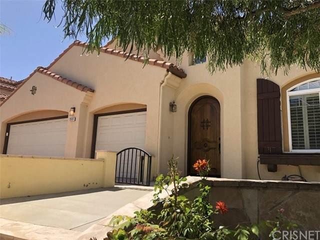25119 Summerhill Lane, Stevenson Ranch, CA 91381 (#SR21152698) :: Montemayor & Associates