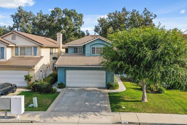 3846 San Gabriel Street, Simi Valley, CA 93063 (#221003874) :: Berkshire Hathaway HomeServices California Properties
