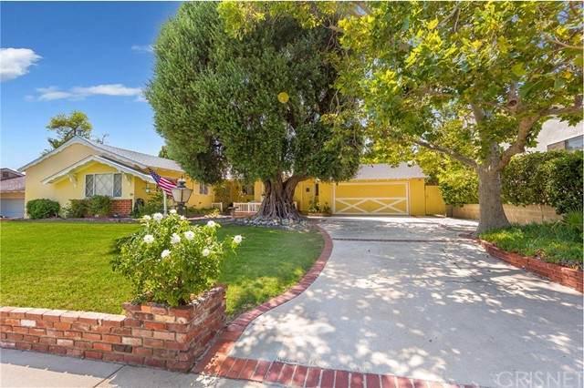 10855 Etiwanda Avenue, Porter Ranch, CA 91326 (#SR21153549) :: Lydia Gable Realty Group