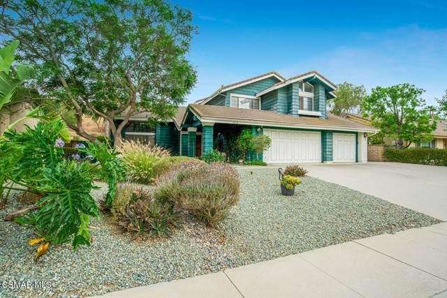 870 Lynnmere Drive, Thousand Oaks, CA 91360 (#221003884) :: Berkshire Hathaway HomeServices California Properties