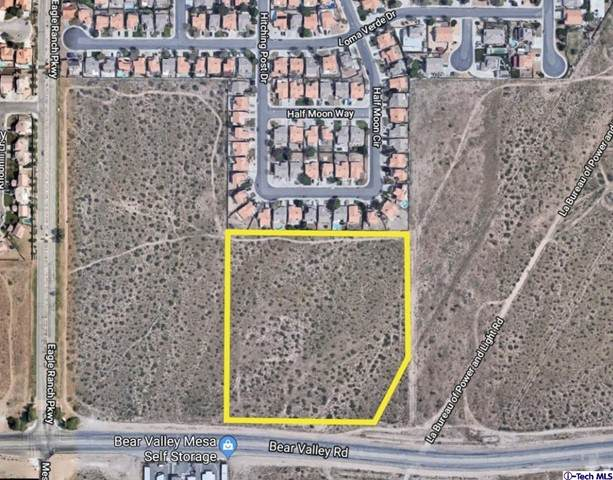 0 0 Bear Valley Road, Victorville, CA 92392 (#320006909) :: The Suarez Team