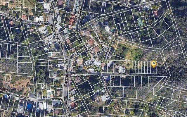0 Caribou Lane, Los Angeles, CA 90077 (#SR21155219) :: Angelo Fierro Group   Compass