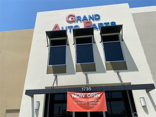 1735 S Grand Avenue, Glendora, CA 91740 (#SR21153859) :: Lydia Gable Realty Group