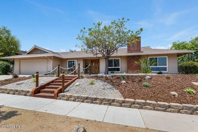 1093 Drexel Circle, Thousand Oaks, CA 91360 (#221003910) :: Montemayor & Associates