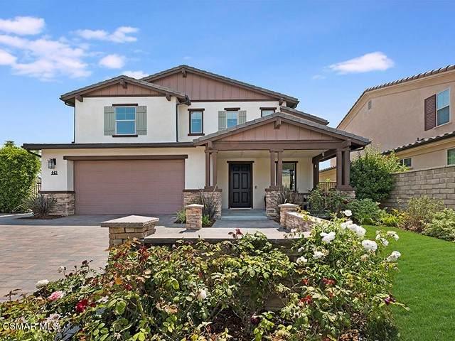 442 Elm Cottage Court, Camarillo, CA 93012 (#221003930) :: Montemayor & Associates