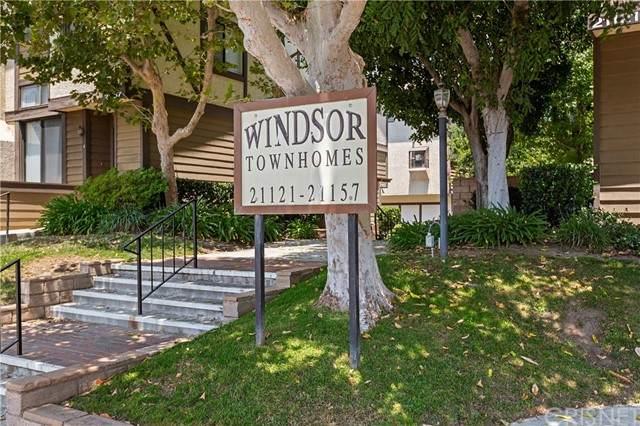 21121 Lassen Street #3, Chatsworth, CA 91311 (#SR21152448) :: The Parsons Team