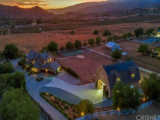 34715 Sweetwater Drive, Agua Dulce, CA 91390 (#SR21157658) :: Montemayor & Associates