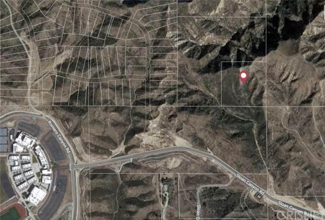 0 Sloan Cyn, Castaic, CA 91384 (#SR21158452) :: Montemayor & Associates