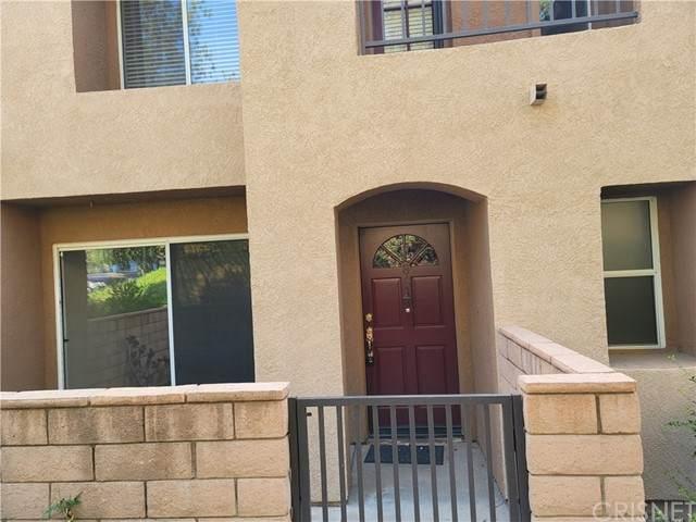 22641 NE Copper Hill Drive #85, Saugus, CA 91350 (#SR21158844) :: Randy Plaice and Associates