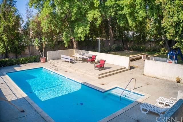 7311 Kester Avenue #13, Van Nuys, CA 91405 (#SR21158770) :: Berkshire Hathaway HomeServices California Properties