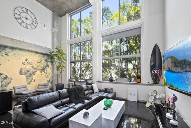 840 E Green Street #305, Pasadena, CA 91101 (#P1-5817) :: Berkshire Hathaway HomeServices California Properties