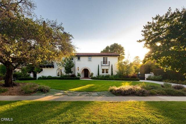 735 Holladay Road, Pasadena, CA 91106 (#P1-5819) :: Berkshire Hathaway HomeServices California Properties