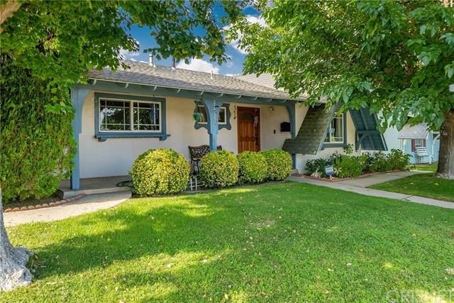 23727 Vanowen Street, West Hills, CA 91307 (#SR21159395) :: The Suarez Team