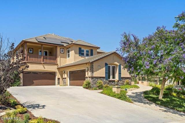 5461 Via Nicola, Newbury Park, CA 91320 (#221003996) :: Berkshire Hathaway HomeServices California Properties