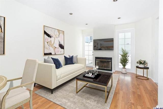 278 S Oak Knoll Avenue #10, Pasadena, CA 91101 (#320006973) :: Berkshire Hathaway HomeServices California Properties