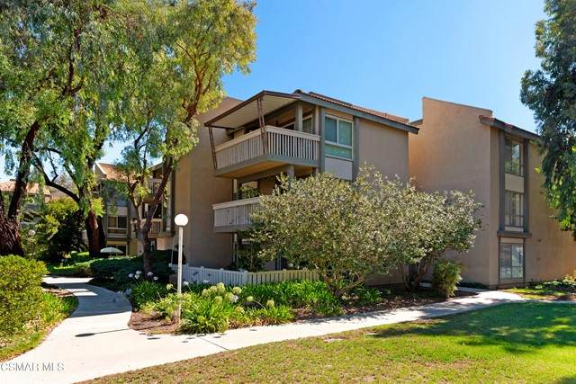 254 Sequoia Court #15, Thousand Oaks, CA 91360 (#221003999) :: TruLine Realty