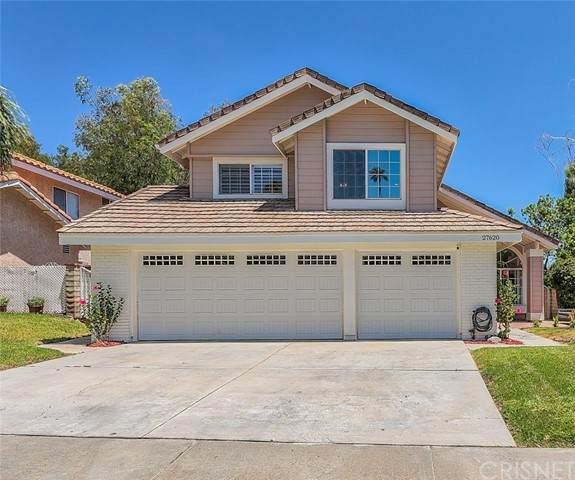 27620 Kevin Place, Saugus, CA 91350 (#SR21154897) :: Montemayor & Associates
