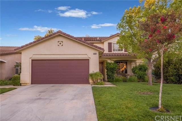 22829 Raintree Lane, Saugus, CA 91390 (#SR21159152) :: Montemayor & Associates