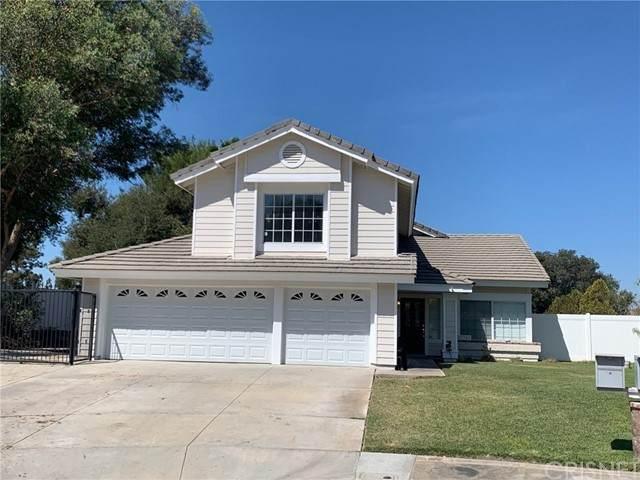 27901 Park Meadow Drive, Canyon Country, CA 91387 (#SR21159091) :: Montemayor & Associates