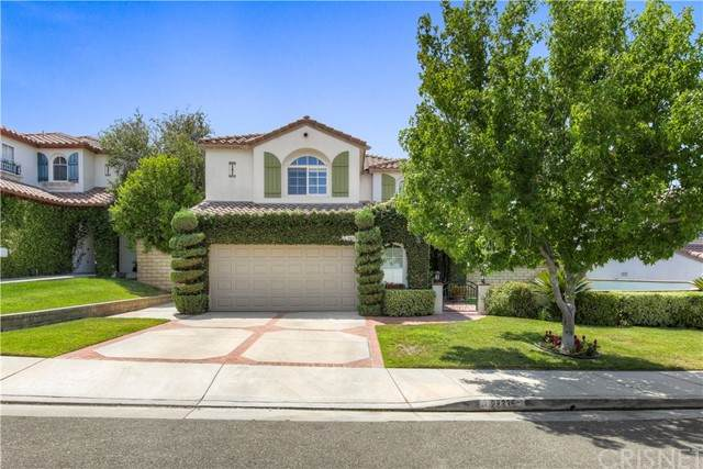 28335 Berylwood Place, Valencia, CA 91354 (#SR21159465) :: Lydia Gable Realty Group