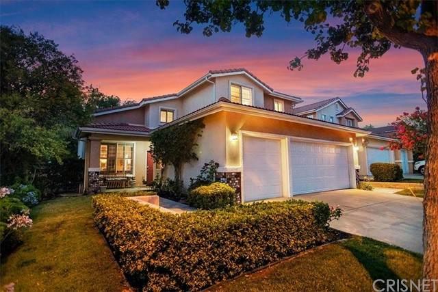 25815 Bronte Lane, Stevenson Ranch, CA 91381 (#SR21141240) :: Montemayor & Associates