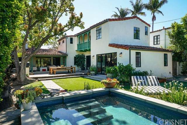 461 N Mansfield Avenue, Los Angeles, CA 90036 (#SR21160884) :: Berkshire Hathaway HomeServices California Properties
