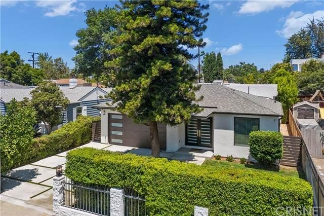 14147 Califa Street, Sherman Oaks, CA 91401 (#SR21160883) :: Angelo Fierro Group   Compass