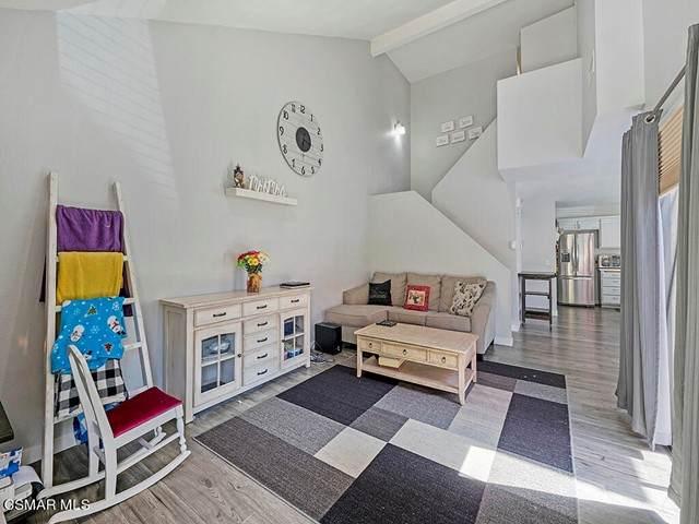 5223 Huntley Street #23, Simi Valley, CA 93063 (#221004030) :: Berkshire Hathaway HomeServices California Properties