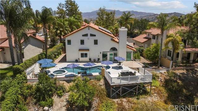 24911 Chicory Court, Stevenson Ranch, CA 91381 (#SR21158356) :: Montemayor & Associates