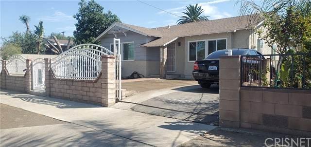 10706 Haddon Avenue, Pacoima, CA 91331 (#SR21161560) :: Montemayor & Associates