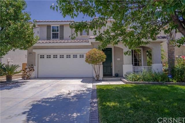 28472 Old Spanish, Saugus, CA 91390 (#SR21161564) :: Montemayor & Associates