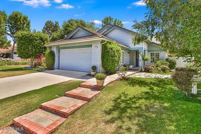 3545 Birdsong Avenue, Thousand Oaks, CA 91360 (#221004041) :: Berkshire Hathaway HomeServices California Properties