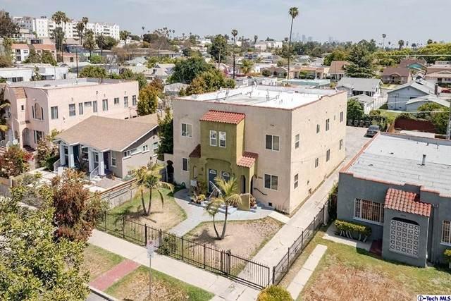2940 9th Avenue, Los Angeles, CA 90018 (#320007004) :: TruLine Realty