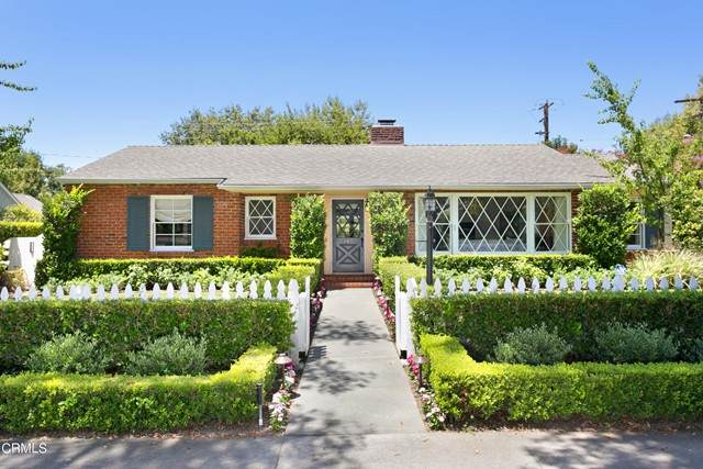 347 Plumosa Drive, Pasadena, CA 91107 (#P1-5865) :: Berkshire Hathaway HomeServices California Properties
