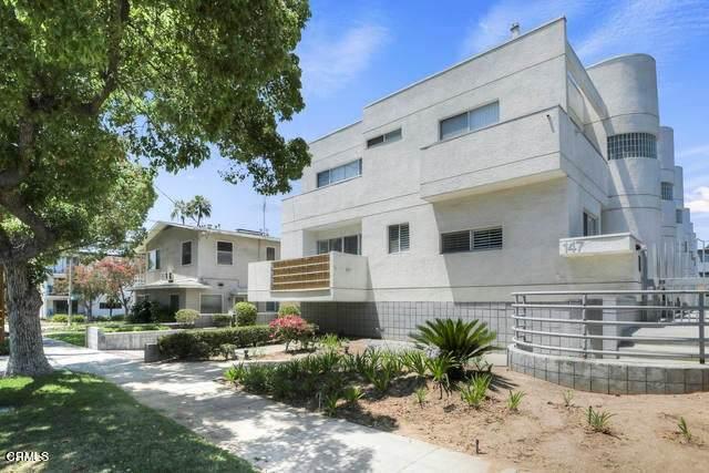 147 S Catalina Avenue #3, Pasadena, CA 91106 (#P1-5868) :: Berkshire Hathaway HomeServices California Properties