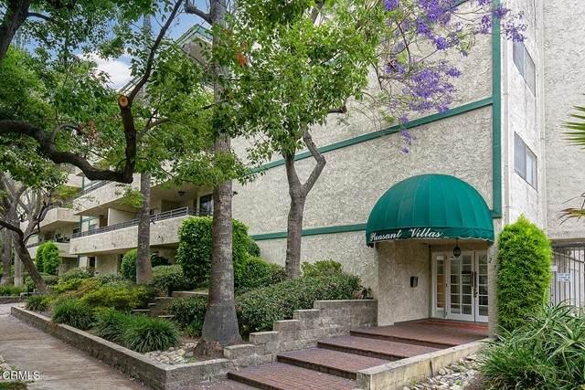 277 Pleasant Street #104, Pasadena, CA 91101 (#P1-5869) :: Berkshire Hathaway HomeServices California Properties