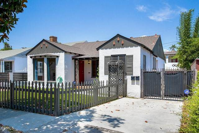 3622 Veteran Avenue, Los Angeles, CA 90034 (#P1-5870) :: Vida Ash Properties | Compass