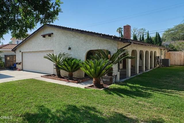 3912 Blanche Street, Pasadena, CA 91107 (#P1-5872) :: Berkshire Hathaway HomeServices California Properties