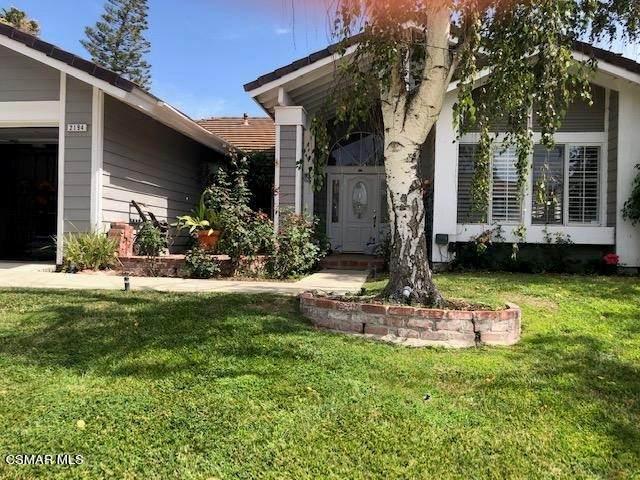 2194 Peak Place, Thousand Oaks, CA 91362 (#221004052) :: Berkshire Hathaway HomeServices California Properties