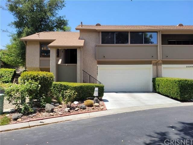 26247 Rainbow Glen Drive, Newhall, CA 91321 (#SR21162289) :: Montemayor & Associates