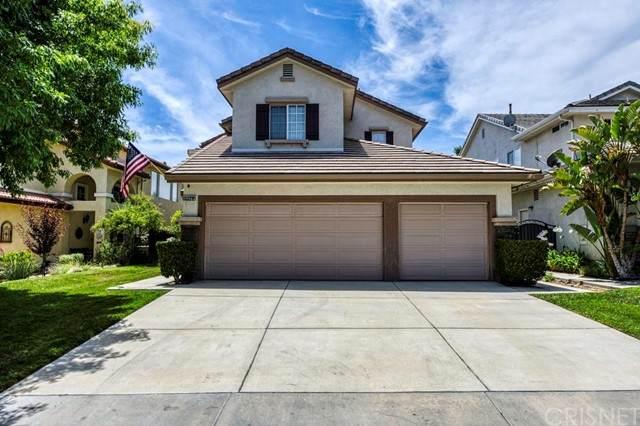 19944 Rhona Place, Saugus, CA 91350 (#SR21161992) :: Montemayor & Associates